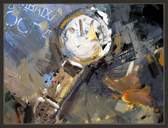 Resultado de imagen para reloj pintura