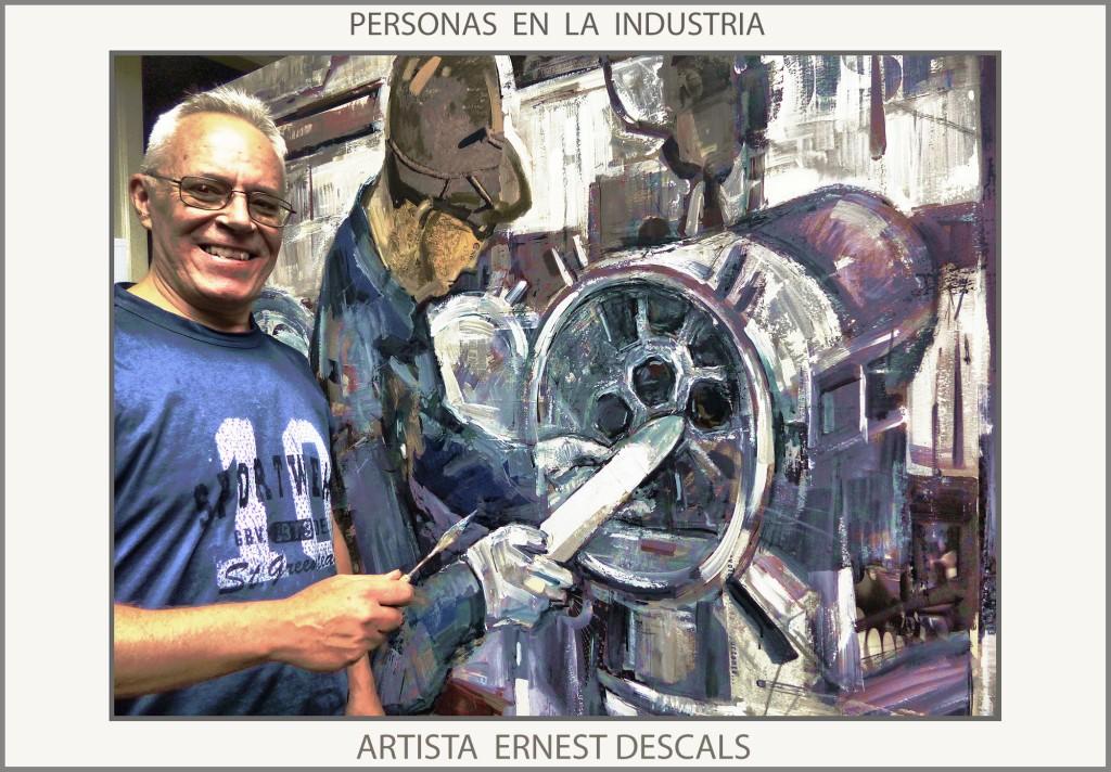 PINTURA-INDUSTRIA-PERSONAS-PINTURAS-ESTUDIO-MANRESA-FOTOS-PINTORES-ARTISTA-PINTOR-ERNEST DESCALS-